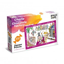 Charlie and the Chocolate Factory 250 piece Puzzle